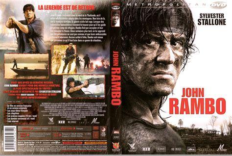 film gratuit rambo 5 jaquette dvd de john rambo v2 cin 233 ma passion