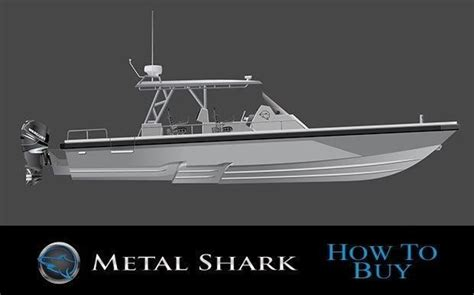 metal shark boat price metal shark 40 fearless boat for sale from usa