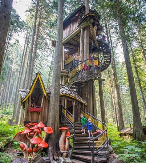5 dream treehouses from across canada explore awesome