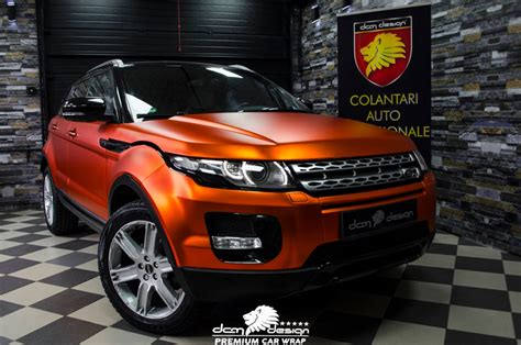 chrome range rover evoque range rover evoque chrome matte satin dcm design