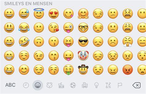 emoji ios 10 ios 10 2 emoji alle nieuwe en aangepaste emoji op een rij