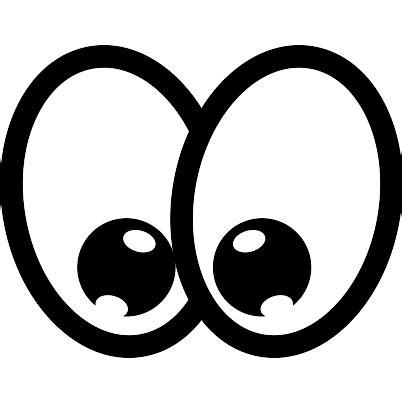 imagenes de unos ojos animados ojos felices de dibujos animados iconos gratis de gestos