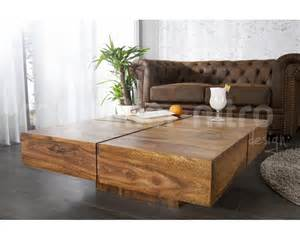 table rabattable cuisine table en bois teck