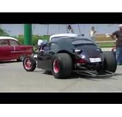 VW Kick Ass Custom Beetle  YouTube