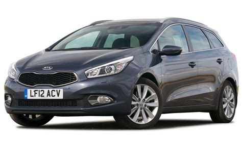 Kia Ceeds Kia Cee D Sportswagon Estate Carbuyer