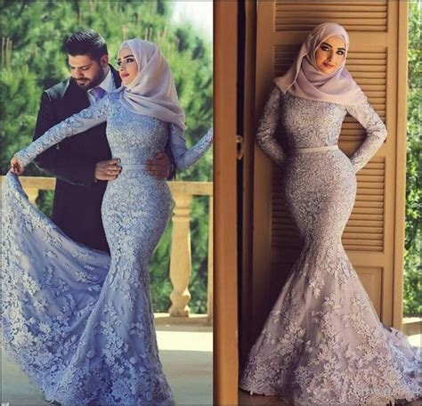 Gaun Dress White Graffiti Flower S Import Original muslim bridal dresses top 10 designer picks of 2016