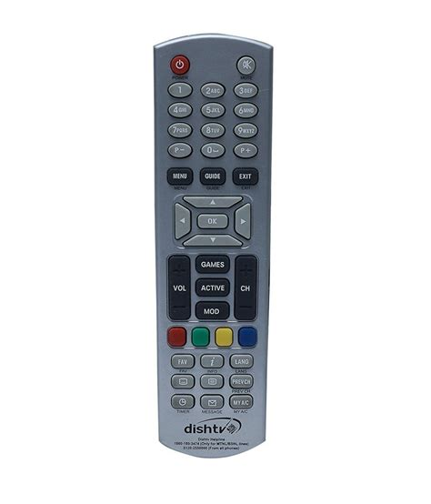Buy 5 Gratis 5 Remote buy dish tv original remote at best price in india snapdeal