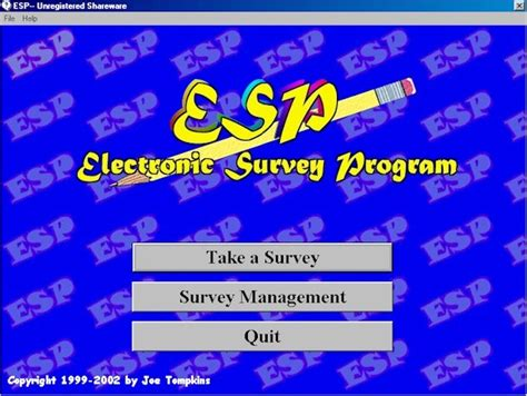 Easy Survey Maker - electronic survey program easy to use survey maker creates online and printed