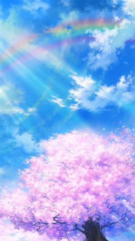 lovely like blossom cute gt 二次元风景图片 最美不过二次元 唯美意境 经典句子网