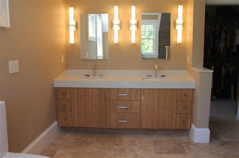 modern bathroom vanity bamboo bamboo vanity contemporary bathroom other by a