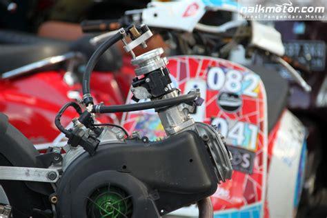 Modifikasi Vespa Balap Indonesia by Membedah Teknologi Vespa Balap Casa Da Vespa Sang Juara