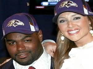 Blind Side Football Player Baltimore Ravens Michael Oher Videos At Abc News Video Archive At Abcnews Com