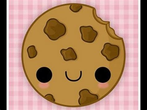 imagenes de hamburguesas kawaii dibuja una galleta kawaii youtube
