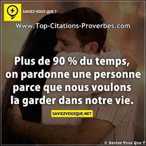 La Vie Top 1 citation pardon archives top citations proverbes