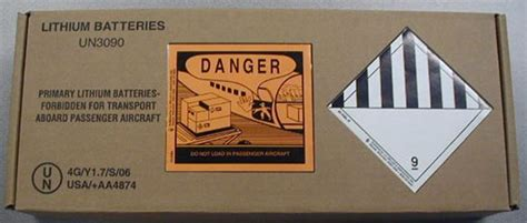 lithium metal battery msds shipping procedures for lithium batteries