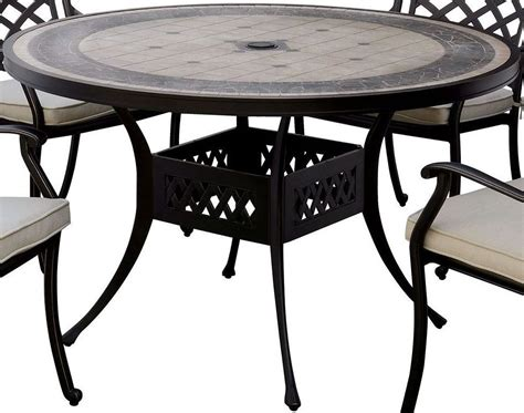 charissa antique black dining table from furniture