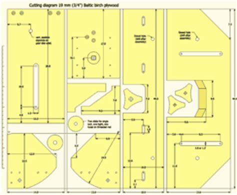tilting router lift plans preview