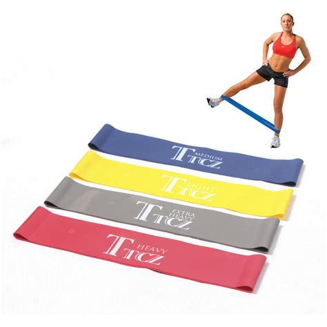 Band Loop Tension Rope Fitness free shipping tension ankle resistance band exercise loop crossfit strength weight