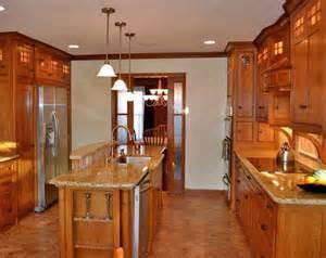 Kustom Kitchen Cabinets Craftsman Style Kitchen Traditional Kitchen By Kustom Home Design