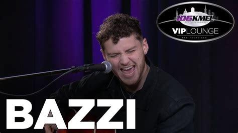 bazzi acoustic bazzi performs quot mine quot acoustic live youtube