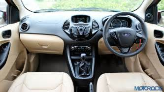 Upholstery Oxford Ford Figo Aspire Detailed Image Gallery With Specs