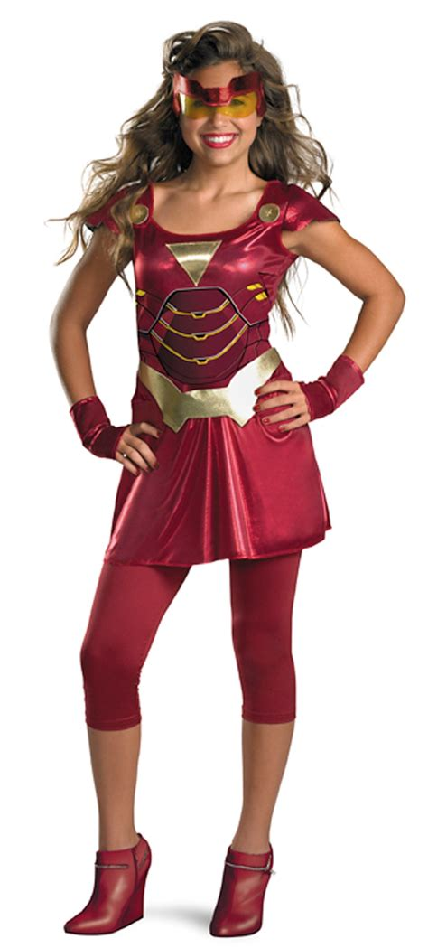 avengers assemble deluxe iron man child costume costumes