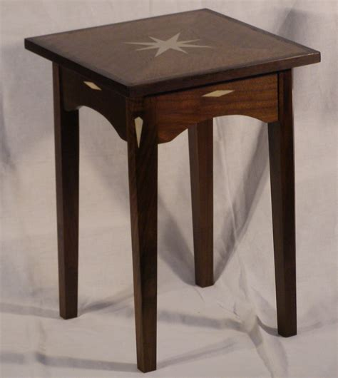 small end table small end table exercise in veneer and inlay
