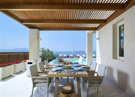 coperture terrazze in legno pergolati in legno per esterni foto design mag