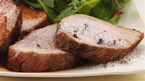 what is the cooking time for a pork tenderloin