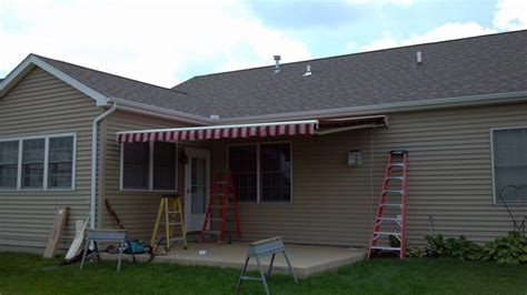 sunsetter awning image gallery sunsetter awnings