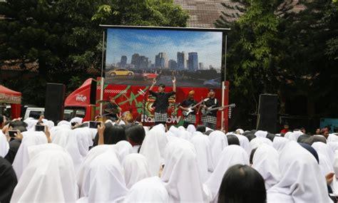 Teh Pucuk Jakarta jaring talenta musik pemenang workshop ke jakarta