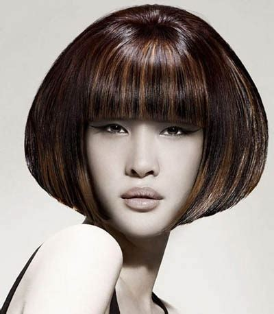 picture of layered shag for pear face 880 best round layered bob images on pinterest