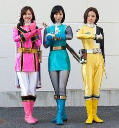 Basara Jumpsuit 杉本 有美さん ゴーオンシルバー 須塔美羽 炎神戦隊ゴーオンジャー power rangers