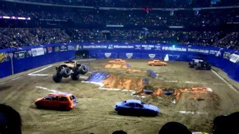 monster truck show in nashville tn monster jam 2015 nashville tn youtube