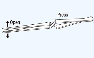 Goot Precision Tweezers Ts 14 goot precision tweezers ts 17