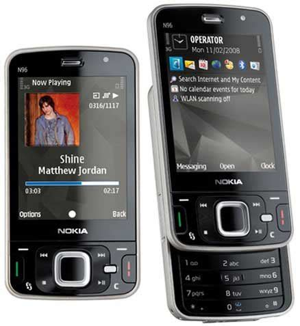 Style Limited Edition Of Nokia N96 by Nokia N96 Reviews Manual Price Compare