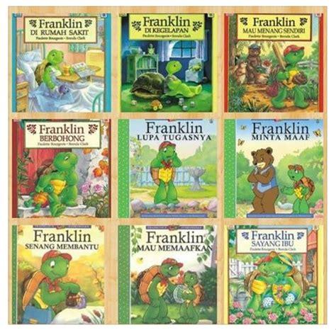 Buku Franklin 1 buku serial franklin kesukaan duta rumah inspirasi