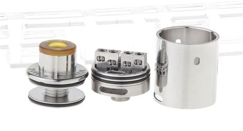 Astro Rda Augvape 22mm 13 31 authentic augvape astro rda rebuildable atomizer stainless steel 22mm