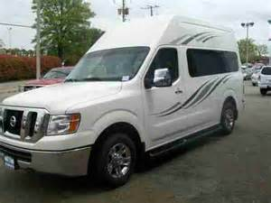 Nissan Nv 2500 Conversion Purchase New Nissan New 2012 Nv2500 High Top Conversion