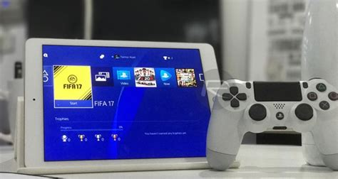 can fortnite mobile play with ps4 remote play for ps4 on ios iphone and here