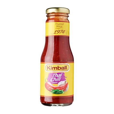 kimball thai chili sauce 300g from redmart