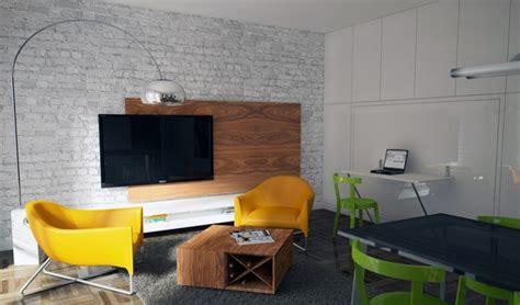 Fernseher Wand Gestalten by Fernseher An Wand Montieren Die Eleganteste Variante