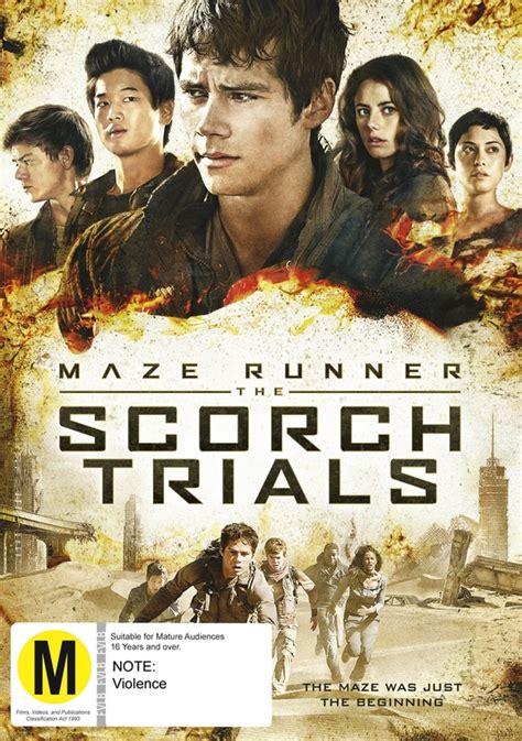 film maze runner the scorch trials sa prevodom the maze runner 2 scorch trials dvd in stock buy