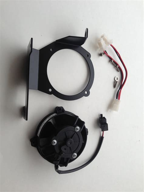 Ktm Thermo Fan Adventure Rally Fan For Ktm 950 990 Adventure By Adv Machines