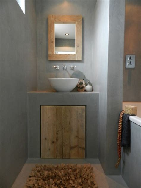concrete bathrooms 23 amazing concrete bathroom designs