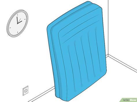 luchtbed repareren een luchtbed plakken wikihow