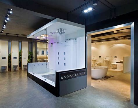 bathroom design showroom best 25 bathroom showrooms ideas on concrete