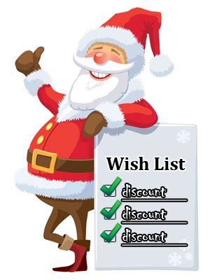 join our christmas sale wish list dmxzone com