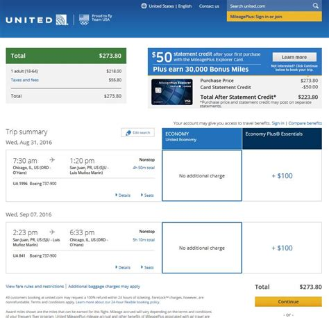 United Checked Bag Cost by 274 289 Chicago To 2 Caribbean Islands R T Fly