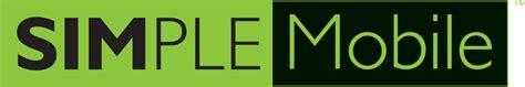 simpe mobile simple mobile logo telecommunications logonoid